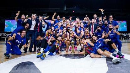 Kral Kupası, Barcelona'nın