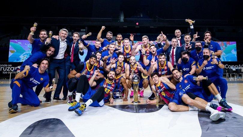Basketbolda Kral Kupası, Barcelona'nın