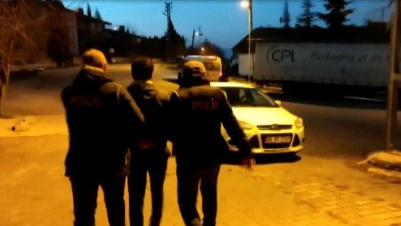 Son dakika: 20 ilde PKK/KCK operasyonu! 46 gözaltı