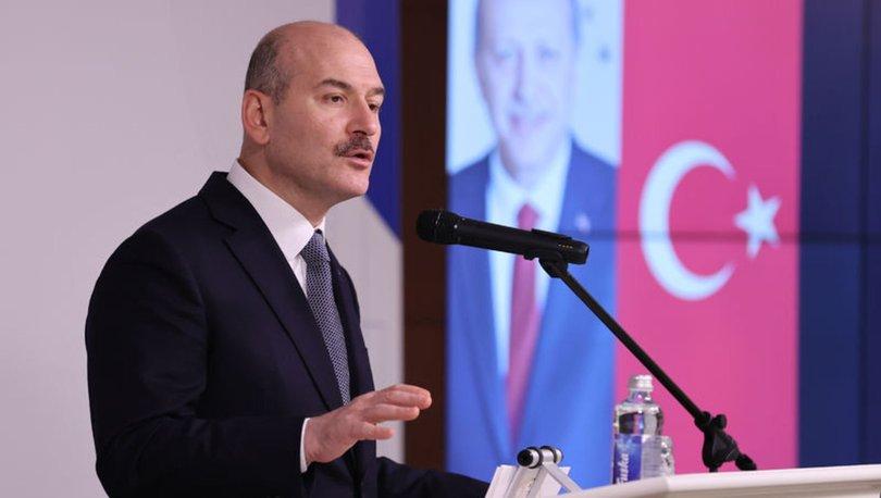 Son dakika: İçişleri Bakanı Soylu'dan Uygur Türkleri açıklaması