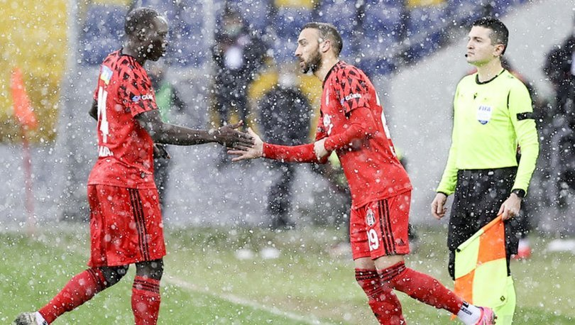 Cenk Tosun, 1150 gün sonra Süper Lig'de