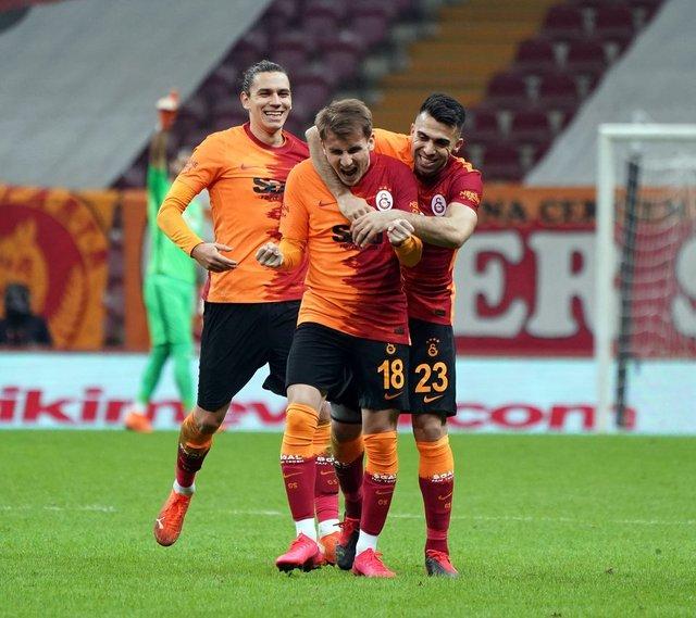 Son dakika spor haberleri: Kerem Aktürkoğlu parlıyor: 3. Lig'den zirveye!