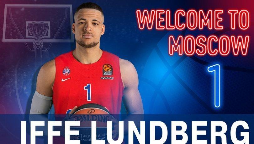 CSKA Moskova, Danimarkalı basketbolcu Gabriel Iffe Lundberg'i kadrosuna kattı