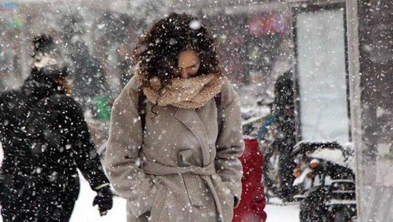 ALARM| Kar, tipi, fırtına! 16 Şubat HAVA DURUMU son dakika uyarı