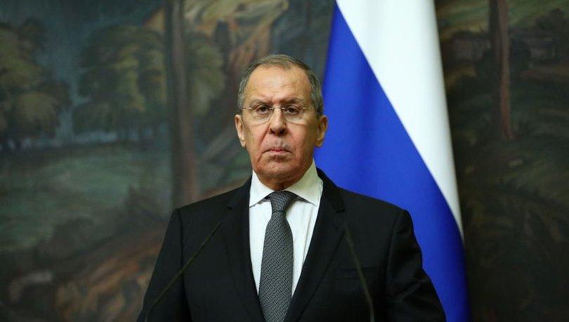 GİTMİYORUZ! Son dakika: Lavrov'dan Avrupa'ya zeytin dalı...