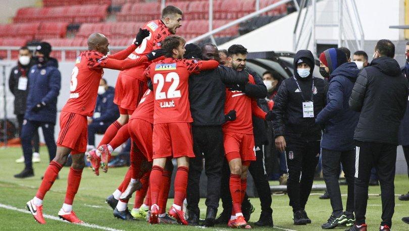 Beşiktaş oynadığı maçların mutlak hakimi