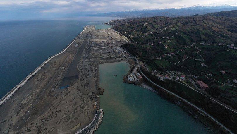 Bakan Karaismailoğlu, Rize-Artvin Havalimanının yıl sonunda açılacağını açıkladı