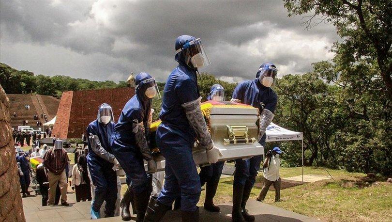 Zimbabve'de 4 bakan hayatını kaybetti, koronavirüs kısıtlamaları uzatıldı!