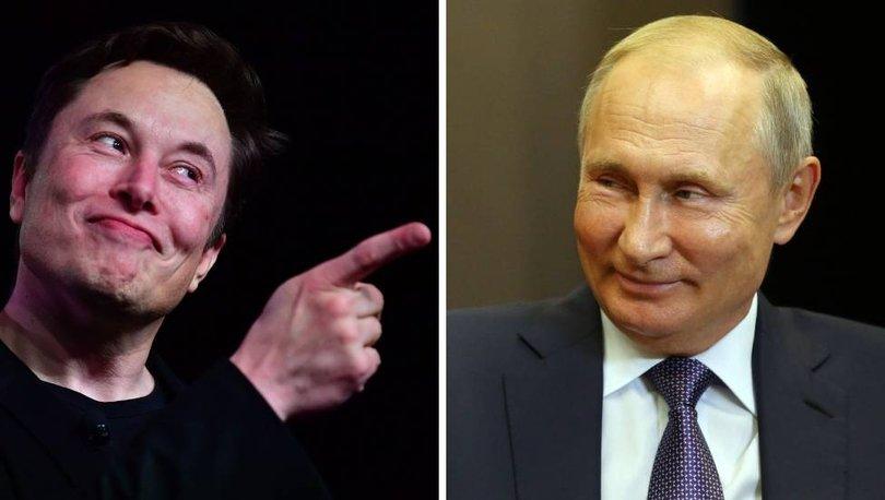 Clubhouse: Rusya Devlet Başkanı Putin, Elon Musk'ın sohbet davetine kapıyı kapatmadı