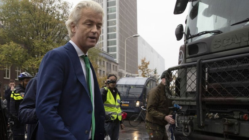 Ankara Başsavcılığı'ndan Hollandalı siyasetçi hakkında soruşturma!