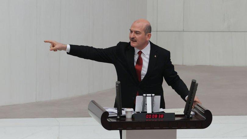 Son dakika... İçişleri Bakanı Süleyman Soylu: HDP'li kadın vekil ve Parlamento'da görev yapıyor