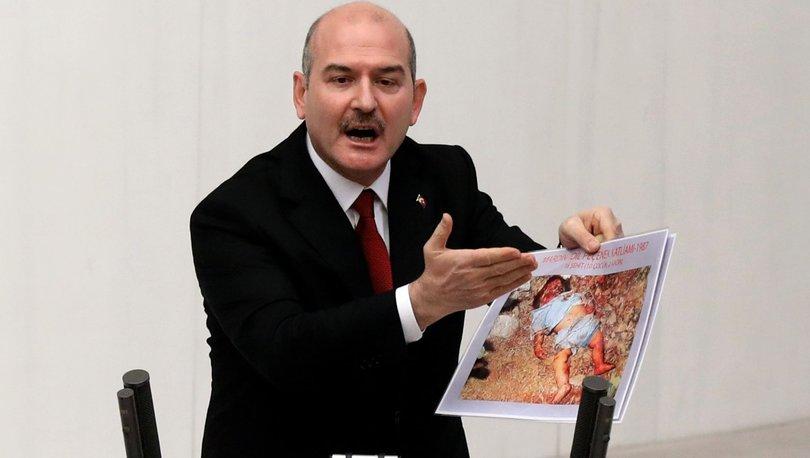 SON DAKİKA HABERLERİ: Bakan Soylu açıkladı! PKK 6 bin 21 sivili katletti!