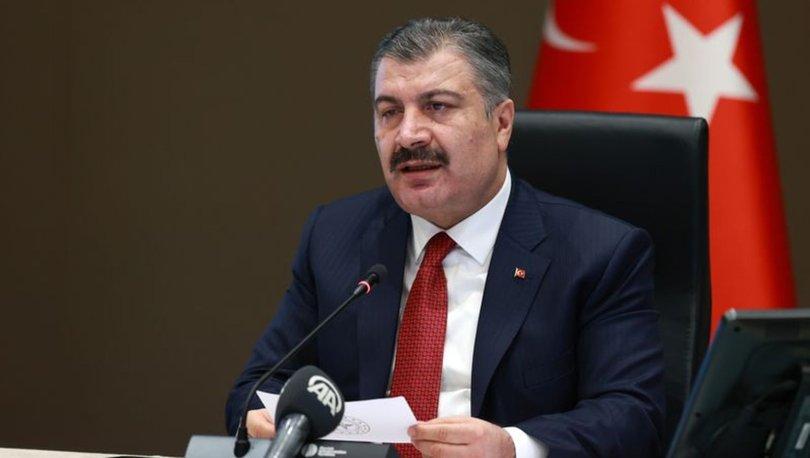 SON DAKİKA Bakan Fahrettin Koca'dan açıklama: Kısıtlamalar... - Haberler