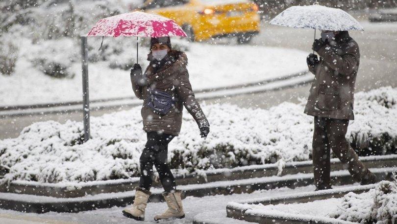 BUZ KESİLECEK! Son dakika... Meteoroloji'den son dakika kar uyarısı! İstanbul hava durumu!