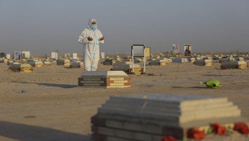Irak'ta Necef kenti Kovid-19 nedeniyle 4 gün giriş çıkışlara kapatıldı