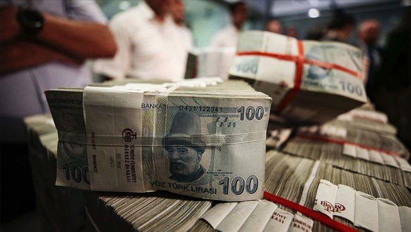 Hazine bugünkü ihalelerde 5,4 milyar lira borçlandı
