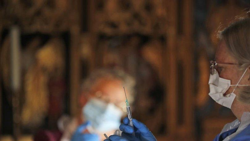 SON DAKİKA: İngiltere'de koronavirüs aşısı sayesinde salgında can kayıpları azalıyor! - Haberler