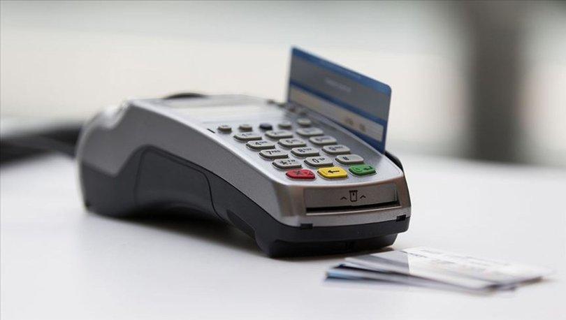 Ocak ayında kartlı ödemeler 103 milyar TL oldu