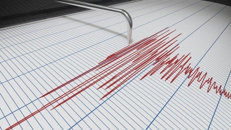 Son dakika haberi Tunceli'de 4,1 büyüklüğünde deprem