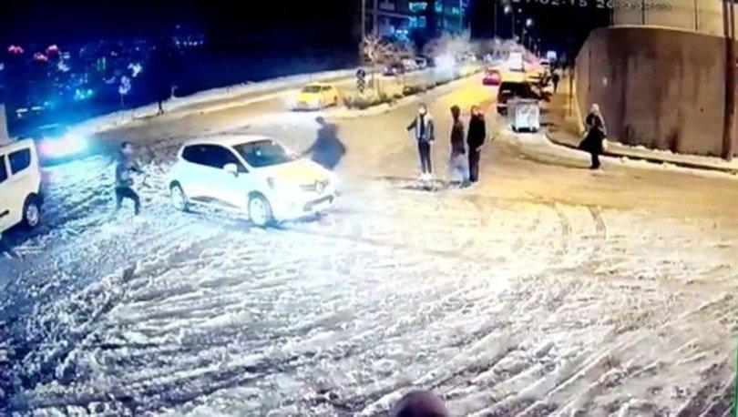 İstanbul'da nefes kesen olay! SON DAKİKA: Kayan araçta sadece 3 yaşında çocuk vardı! - Haberler