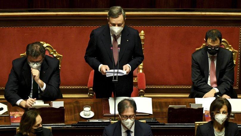 İtalya Başbakanı Draghi'den 'ortak bütçe' çağrısı