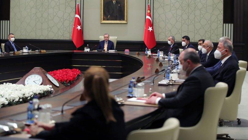 Son dakika: Gözler Kabine Toplantısı'nda! Kritik konular masada - Haberler