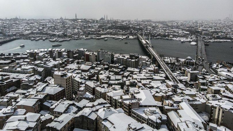 SON DAKİKA: Vali duyurdu! İstanbul'da kar tatili uzadı - Haberler