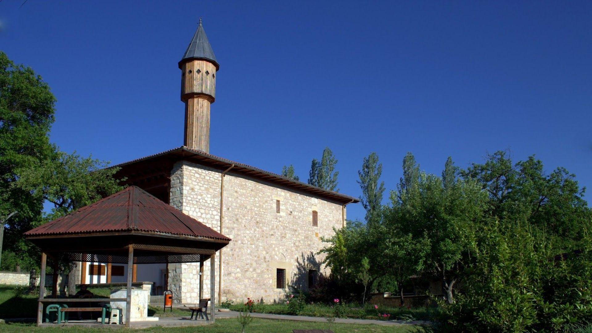 Kültürel ve doğal miraslarımız XXXI (Mahmutbey Camii)