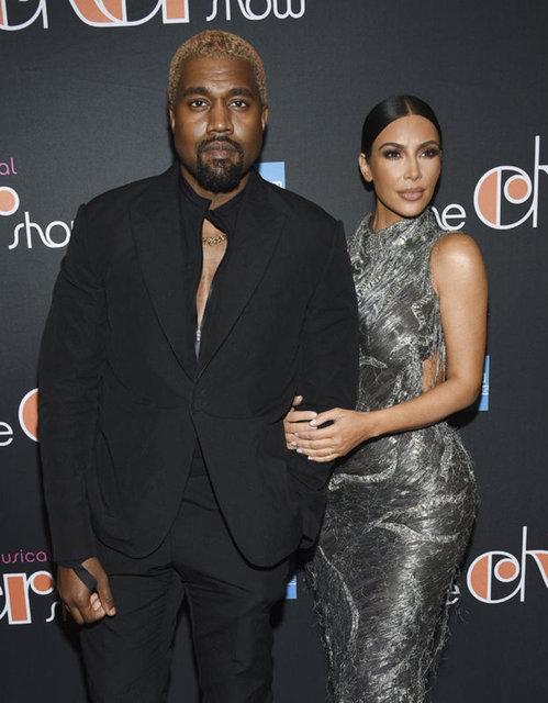 Ayrılık Kanye West'e iyi gelmedi! Kim Kardashian.... - Magazin haberleri