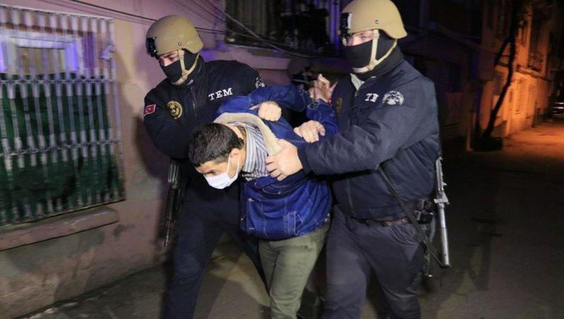 Adana'da şafak vakti DEAŞ operasyonu: 8 gözaltı