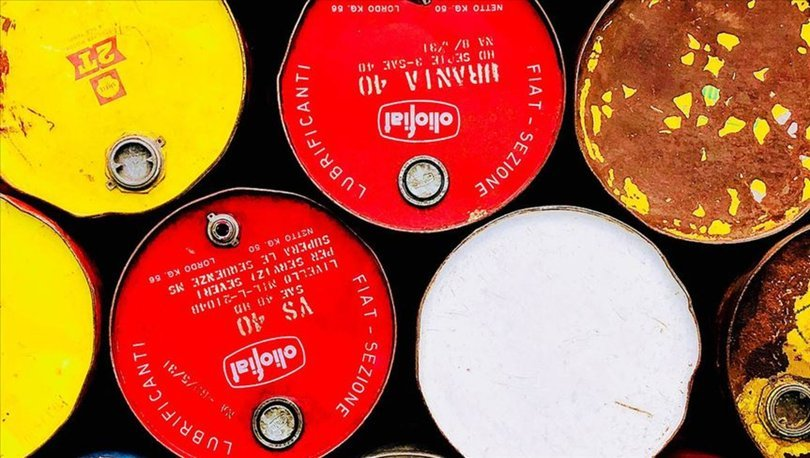 Brent petrolün varili 64,92 dolar