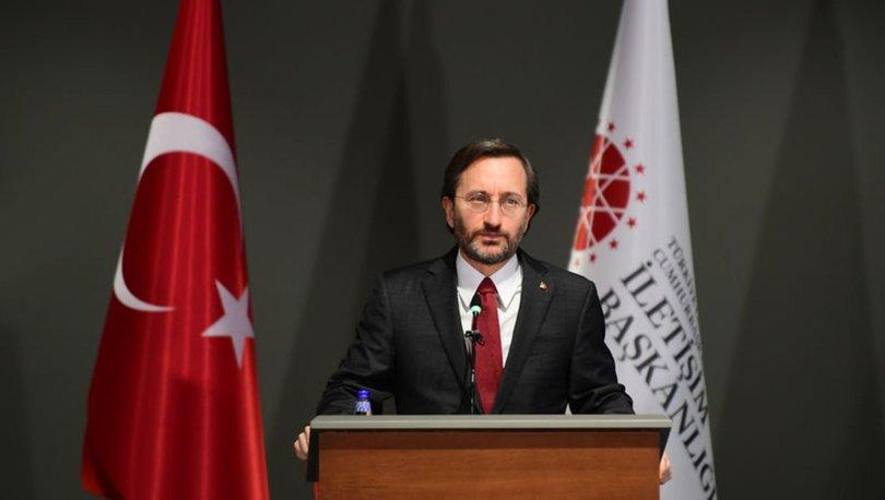 SON DAKİKA: İletişim Başkanı Fahrettin Altun'dan ABD'nin Gara açıklamasına tepki: İncitici ve yaralayıcı!