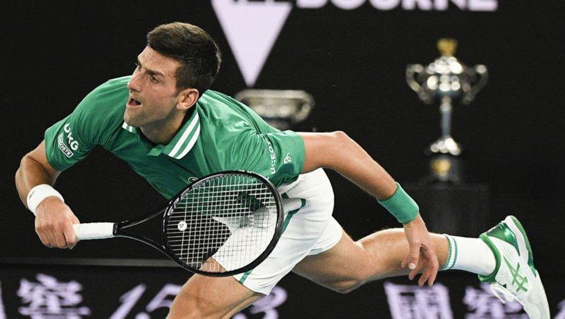 İlk finalist Novak Djokovic