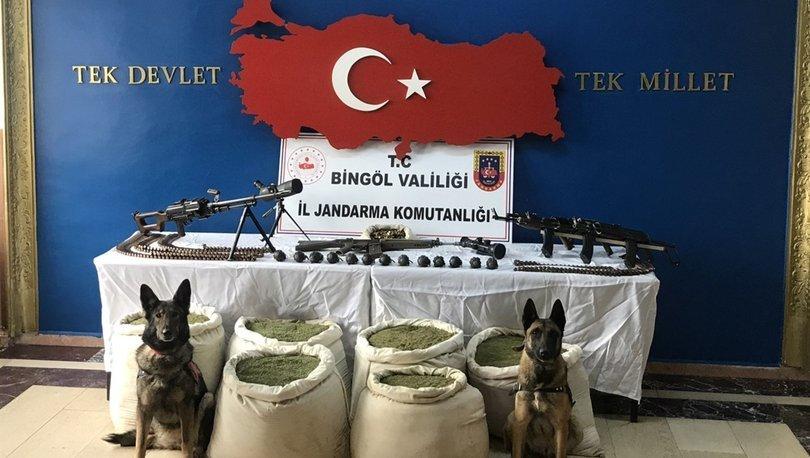 Terör örgütü PKK'ya 'uyuşturucu' darbesi! - Haberler