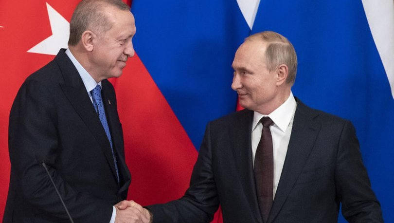 SON DAKİKA HABERİ! Cumhurbaşkanı Erdoğan, Putin ile görüştü!