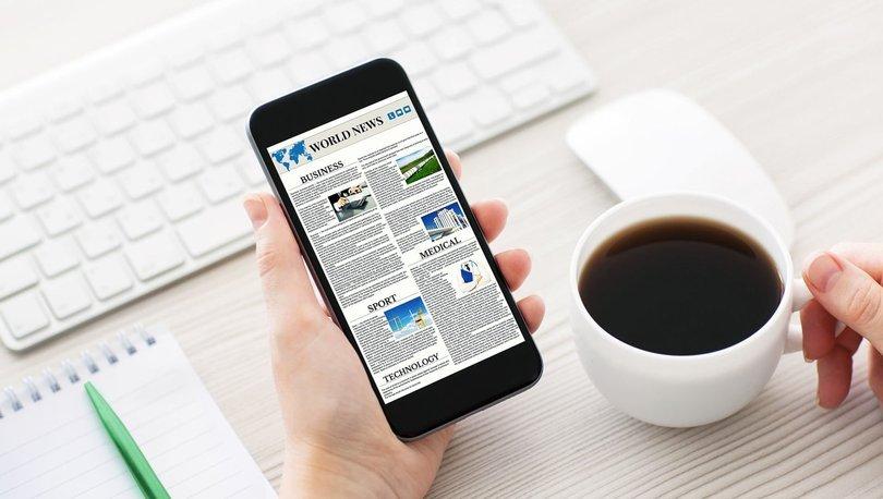 SON DAKİKA! Gazetecilikte yeni dönem! Google para ödeyecek - Haberler