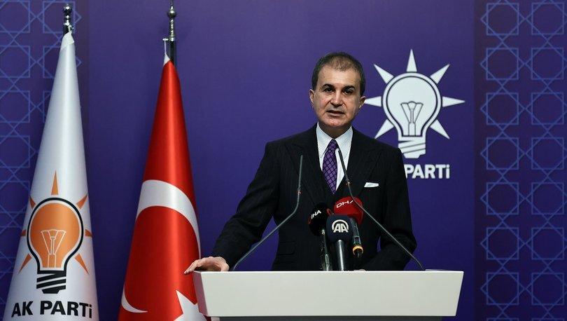 SON DAKİKA: AK Parti Sözcüsü Çelik'ten muhalefete tepki! - Haberler