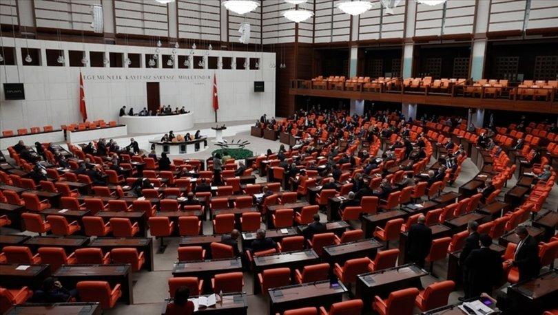 Son dakika... TSK Personel Kanun teklifi Meclis'te yasalaştı