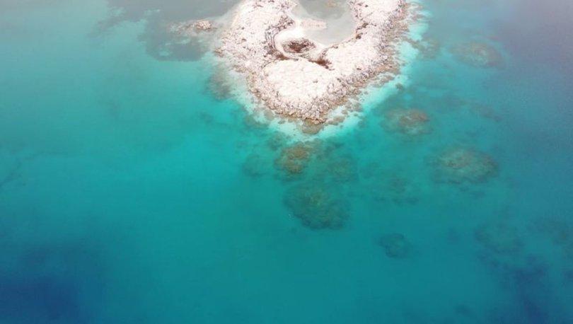 Salda Gölü kuruma tehlikesi ile karşı karşıya! NASA açıkladı