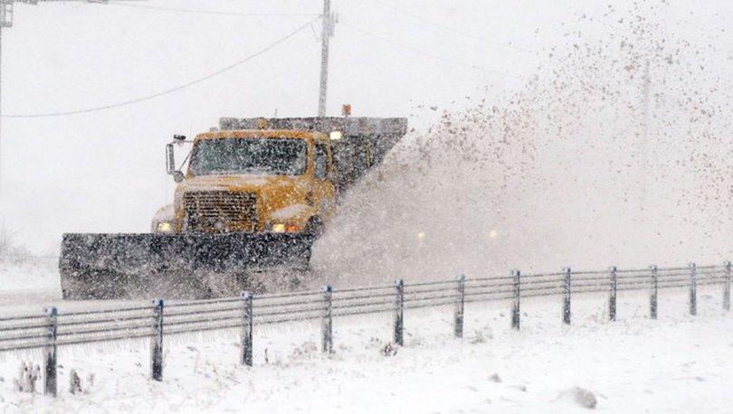 SON DAKİKA: ABD'nin Oklahoma eyaletinde hava şartları nedeniyle acil durum ilan edildi! - Haberler