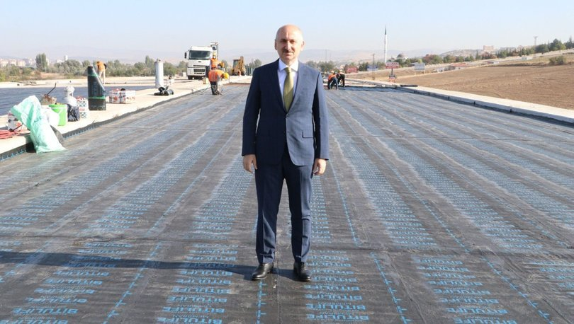 Bakan Karaismailoğlu: Ankara-Kahramankazan yolunda 2021 içinde 17 kilometreye ulaşacağız