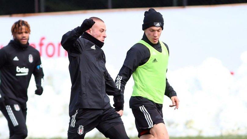 Beşiktaş'ta 3 günlük izin bitti