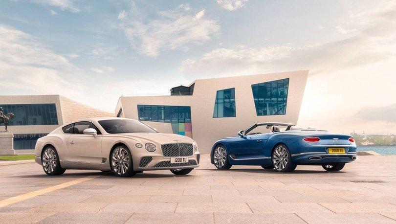 Bentley yeni yıla hızlı başladı