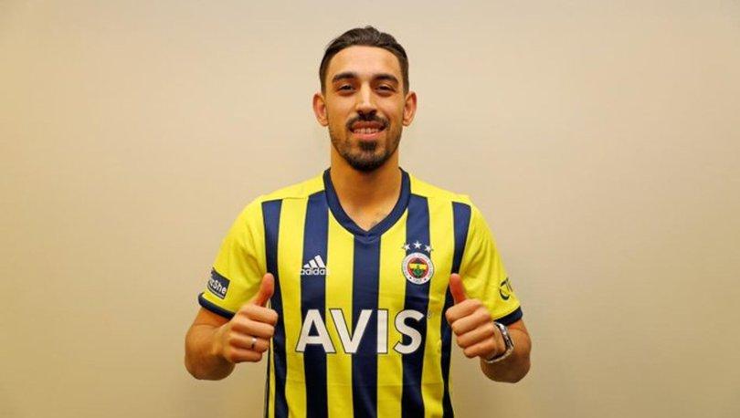 İrfan Can Kahveci'nin hedefi önce Fenerbahçe'de başarı, sonra Avrupa'ya transfer