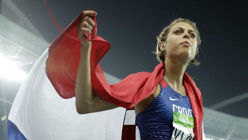 Hırvat atlet Blanka Vlasic sporu bıraktı