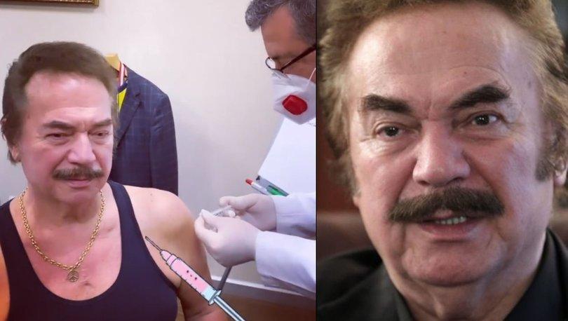 Orhan Gencebay aşı oldu - Magazin haberleri