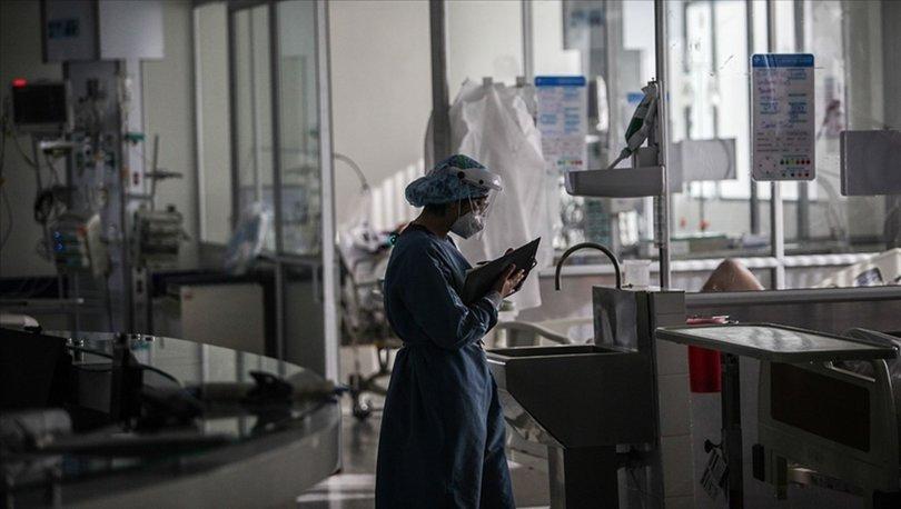 Son dakika... Koronavirüs salgınında yeni vaka sayısı 7 bin 419