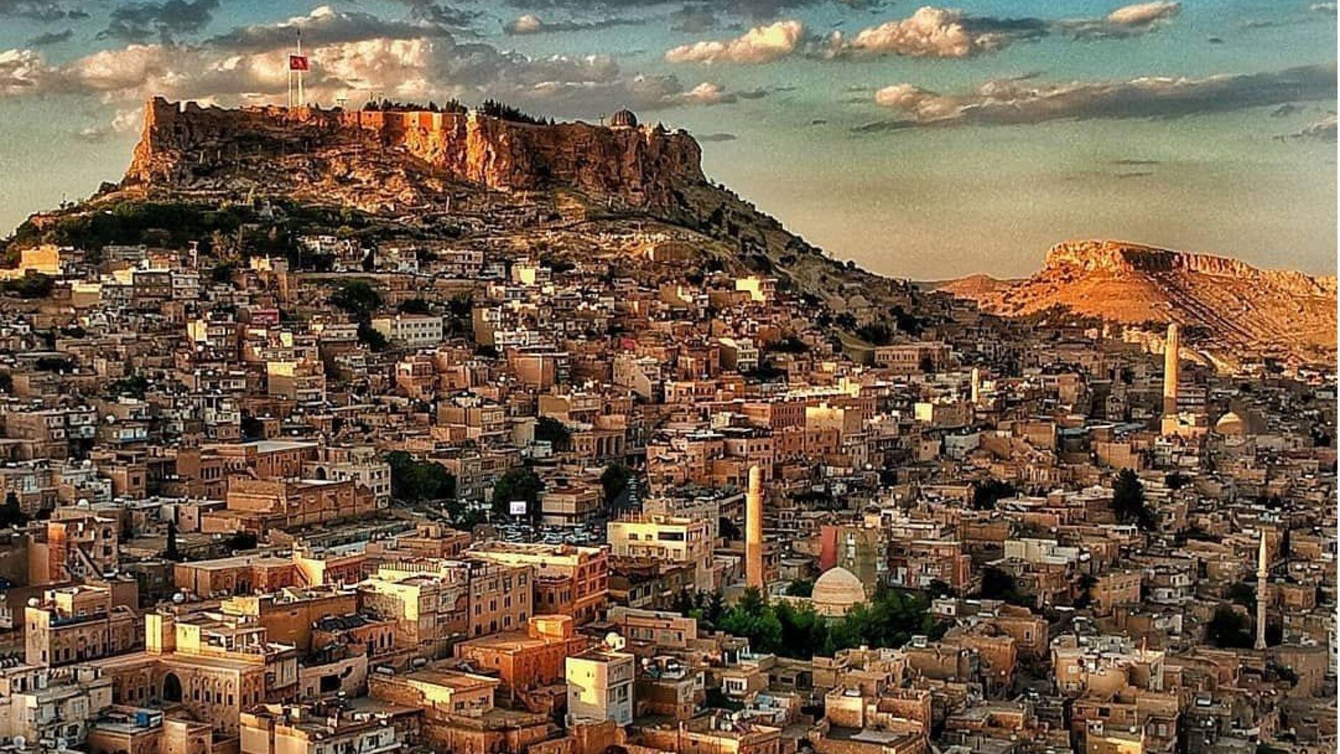 Kültürel ve doğal miraslarımız XXXIII (Mardin Kültürel Peyzaj Alanı)
