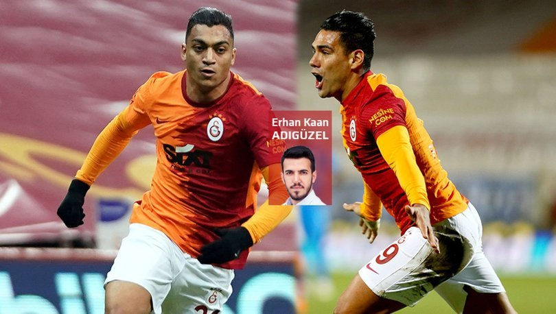 Son dakika Galatasaray haberleri: Mohamed'in Falcao sözleri!