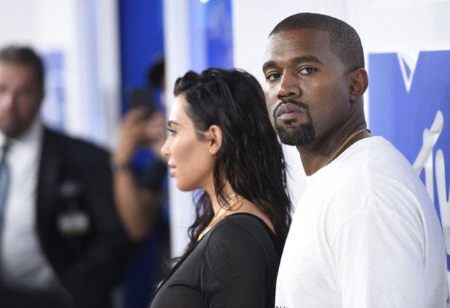 Kim Kardashian eşi Kenya West'ten boşanmak için dava açtı - Son dakika magazin